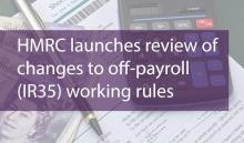 Government Launches 'Meaningless' Review of IR35 Changes