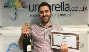 Alex Jennings Wins March Employee of the Month