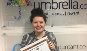 Congratulations to Charlotte Harper - April Employee of the Month
