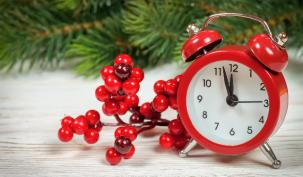 Christmas Plans: Don't Forget Your Self-Assessment