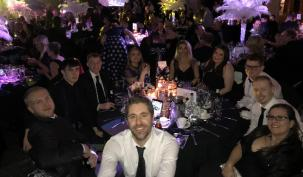 East Cheshire Hospice's Winter Dreams Ball