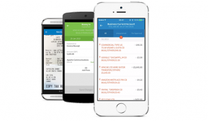 Have you tried the FreeAgent Mobile App?