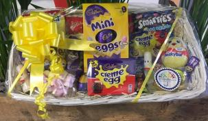 Winner of the 'Customer Services Survey' Chocolate Hamper