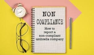 Reporting a non-compliant umbrella company