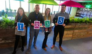 Our new recruits here at Umbrella.co.uk are ready for IR35! Are you?