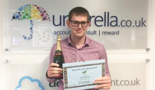 """James McInnes has been part of the payroll team for the last 3 years and has become an integral part of the team. He is now the go to person within Payroll if a query needs to be solved for some of our key clients. James is always wanting to help and always volunteers his services to get all tasks completed throughout the week. It's a long overdue award for the hard work he has put in this year, couldn't think of anyone who deserves this award as much as James. Congratulations."" Alex Jennings - Payro"