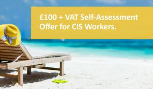 CIS worker? Why wait for your tax refund? You could be due £2,000 plus!