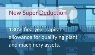 The Super Deduction Explained