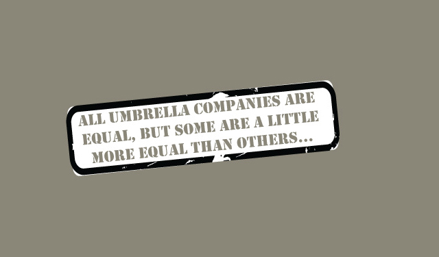 All umbrella companies are equal