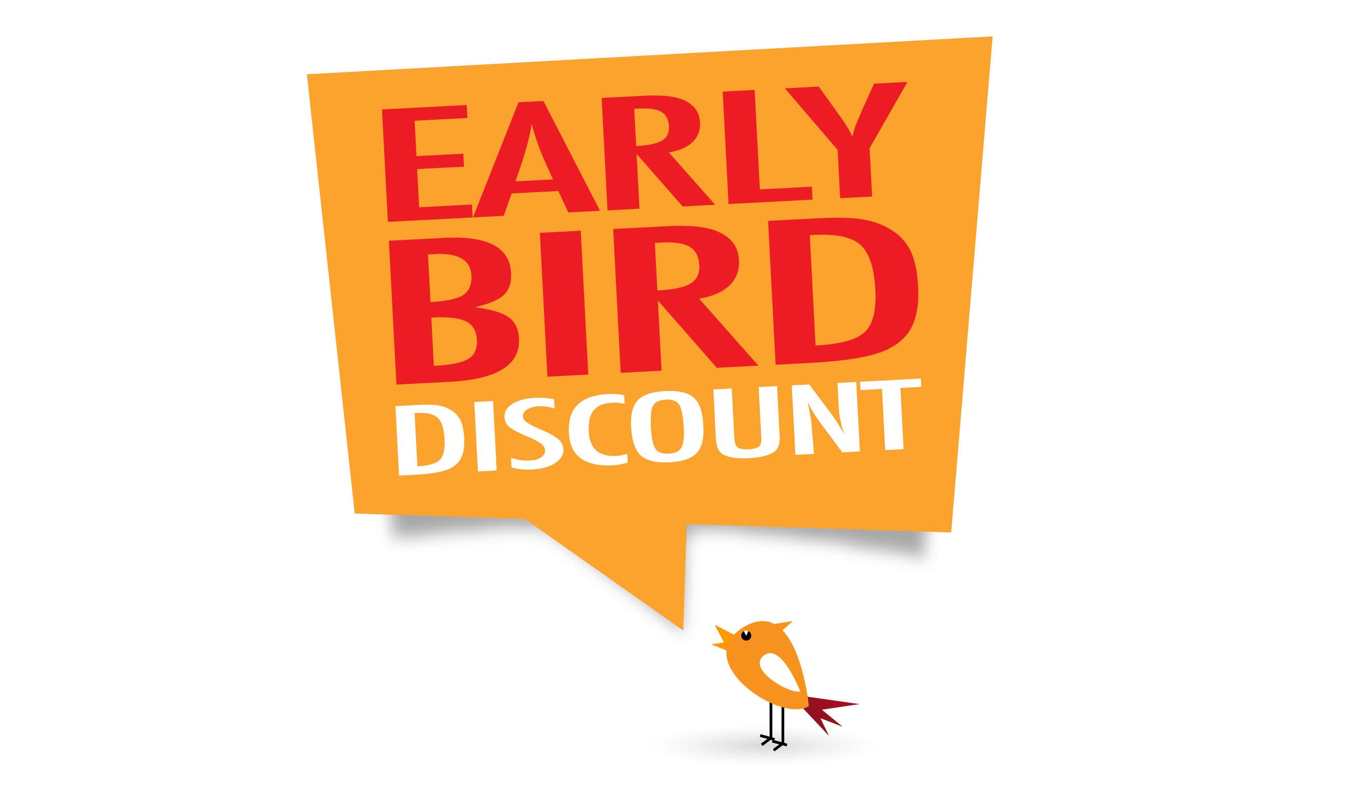 Early Bird Self Assessment Discount Umbrella Accountants