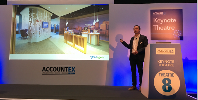 FreeAgent's highlights from the Accountex show