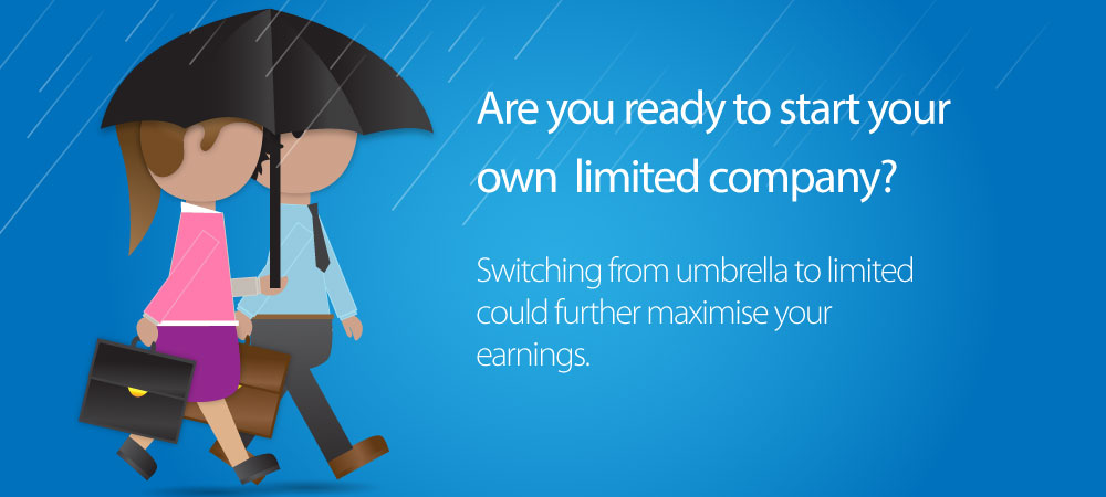 Umbrella to Limited