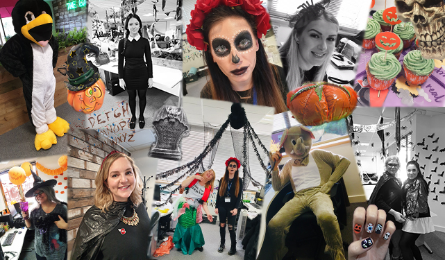 Happy Halloween from all the team at Umbrella.co.uk.