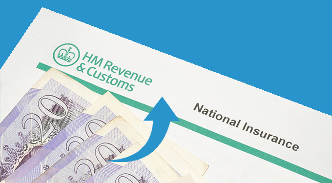National Insurance Tax Increase