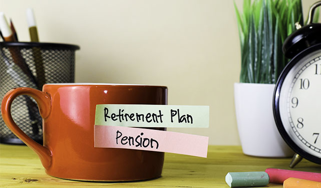 Self-employed pension saving dips to record low