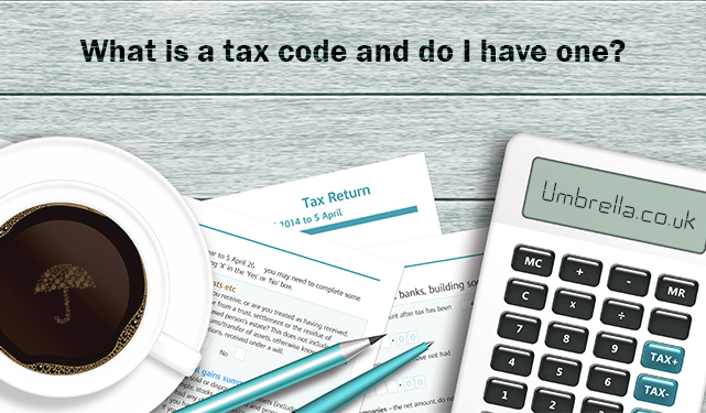 What is a tax code and do I have one?